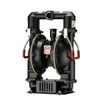 ARO 3 in. Pit Boss Aluminum Air Diaphragm Dewatering Pump
