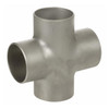 Smith Cooper 304 Stainless Steel 2 in. Cross Weld Fittings - Sch 10