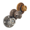 Dixon 4 in. Dry Disconnect Adapter x 150# ASA Flange
