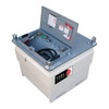 Western Global 250 Gallon FuelCube Fuel Storage Tank with 15 GPM Transfer Pump Package