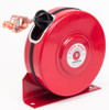 AMETEK Hunter Spring Products Rota-Reel Static Grounding/Bonding Reels with Galvanized Steel Cable