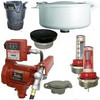 20 GPM Pump & Gas Vent Kit For 1000 Gal. x 49 in. Double Wall Skid Tank w/ E-Vents