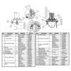 Betts 4 in. Teflon Main Seat O-Ring for Internal Air Emergency Valve