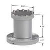 Betts Internal Chemical Hydraulic Valve