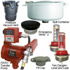 20 GPM Pump & Gas Vent Kit For 550 Gal. x 48 in. Double Wall Skid Tank w/ E-Vents