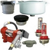 15 GPM Pump & Diesel Vent Kit For 550 Gal. x 49 in. Double Wall Skid Tank w/ E-Vents
