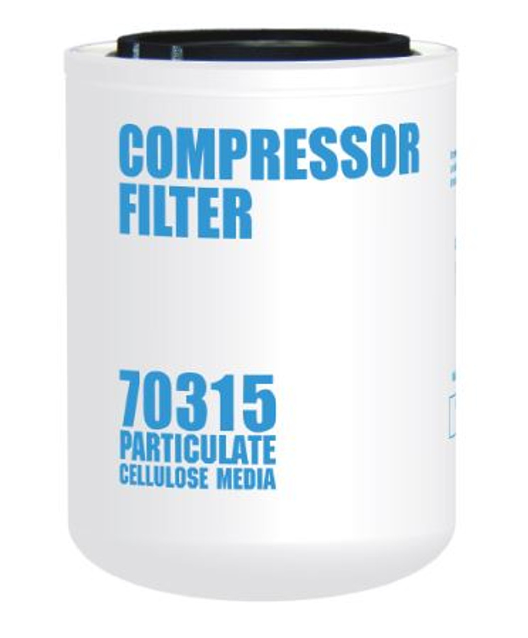 CIM-TEK 70315 Heavy Duty Replacement Spin-On Filter from Big Filter 2-Pack