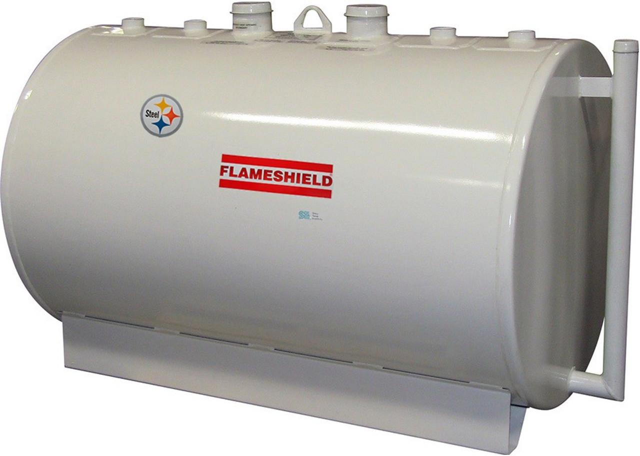Jme Tanks Double Wall Flameshield Tank 1 500 Gallons John M Ellsworth Co Inc