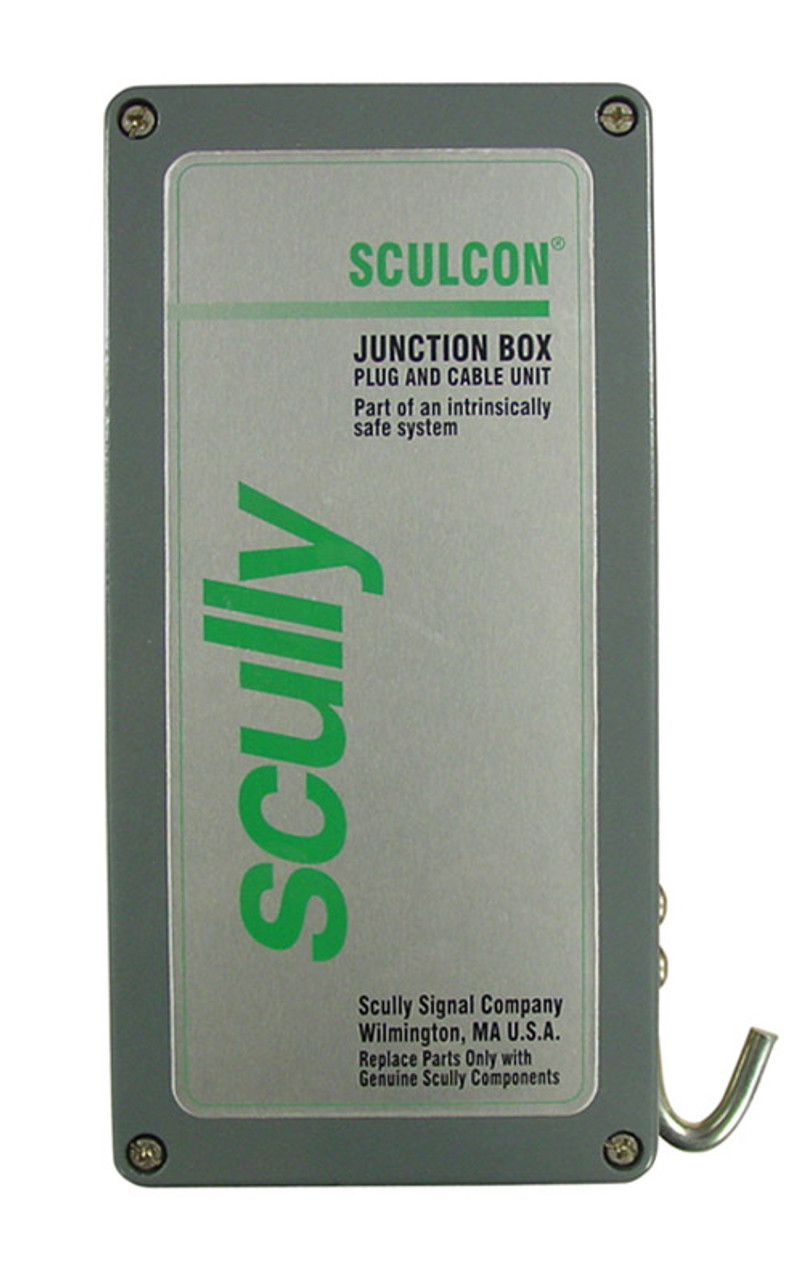 Scully Sculcon Junction Box With Hook