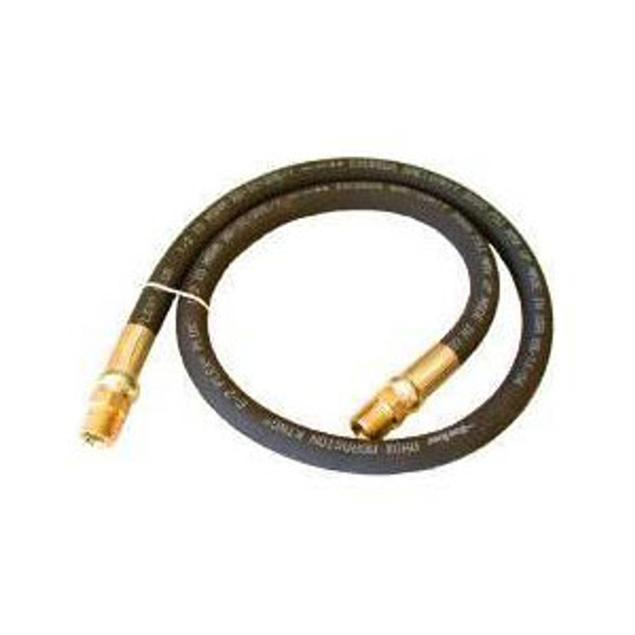 NPTM-NPTF Wolflube Connection Grease Hose 10ft 1//4in
