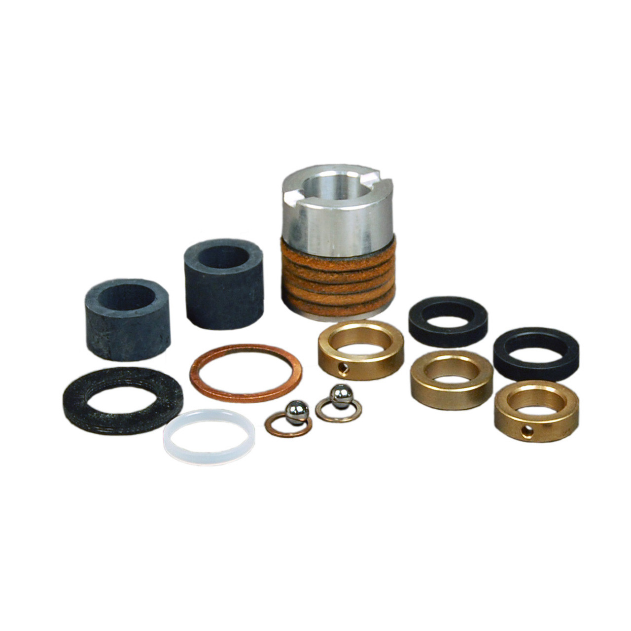 SVI Inc  Fluid Section Repair Kit For Graco 50:1 Fire-Ball Grease Pumps