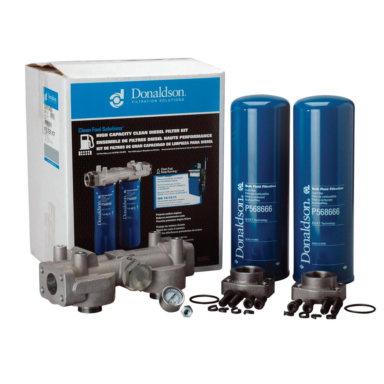 donaldson high capacity clean diesel kit 4 micron john mdonaldson high capacity clean diesel kit 4 micron john m ellsworth co inc