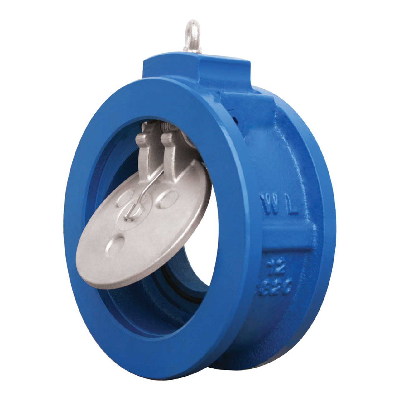 Check Valve  6 in Dual Disc Wafer Type Irrigation