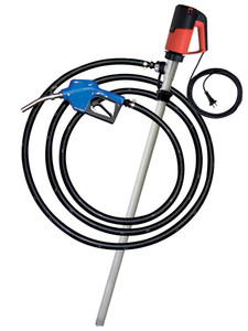 Flux DEF Industrial Pump Package for 55 Gallon Drum