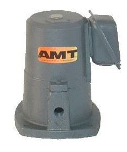 AMT Suction Coolant Pump, Cast Iron, 1/8 HP, 3 Phase, 230/460V - SUC - 0.38 - 230/460 3PH - .3/.19 - 1/8