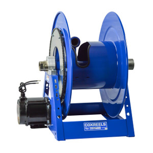 Coxreels 1185 Series Power Rewind 12v DC Hose Reel - Reel Only - 1 1/2 in. x 150 ft.