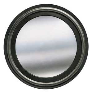Rubber Fab 1 1/2 in. Tri-Clamp® Orifice Plate Gaskets - Platinum Silicone - 1 1/2 in. - Platinum Silicone