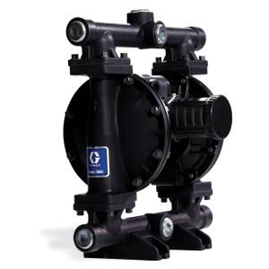Graco Husky 1050 Aluminum Air Diaphragm Pump w/ Polypropylene Seats and PTFE Diaphragms