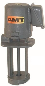 AMT Immersion Coolant Pump, Cast Iron, 1/2 HP, 3 Phase, 230/460V - IMM - 0.75 - 230/460 3PH - 1.8/1.25 - 1/2