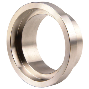Dixon Sanitary 15WI Series 1 in. Female I-Line Short Weld Ferrules - 316L SS - 316L Stainless Steel - 1 in.