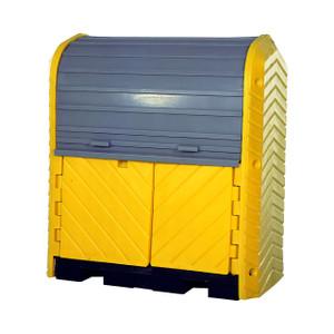UltraTech International Hardtop Plus - Two Drum Storage SPCC