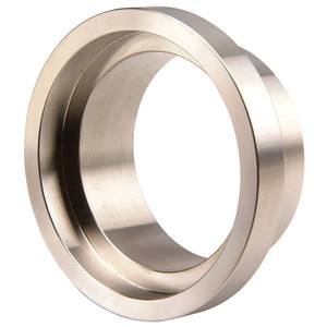 Dixon Sanitary 15WI Series 4 in. Female I-Line Short Weld Ferrules - 316L SS - 316L Stainless Steel - 4 in.