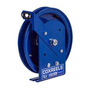 Coxreels SDL-100 Static Discharge Spring Driven Cable - Reel Only (100 ft. Capacity)