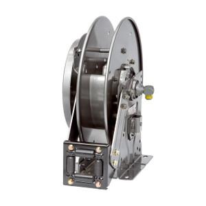 Hannay Reels N700 Series Spring Rewind Reel, Reel Only, 1/2 in. x 75 ft., N716-25-26-15.5B