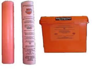 POK 2 in. x 10 in. Standard Foam Stick STIK Class A, 12 QTY