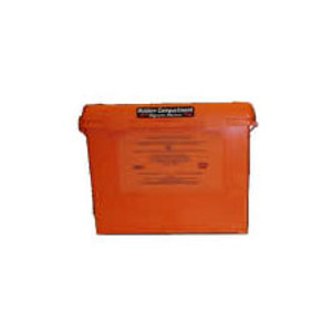 POK Orange Foam Stick Case Only (Sticks sold separately)