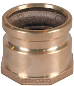 OPW 4 in. Aluminum Coaxial Adapter