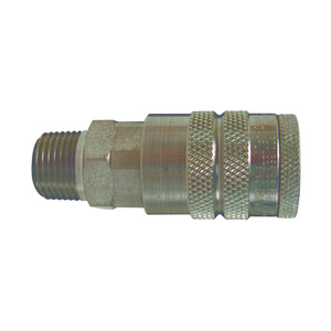 Dixon Air Chief Stainless Industrial 1/4 in. Male NPT x 1/4 in. Body
