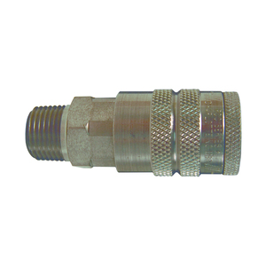 Dixon Air Chief Stainless Industrial 3/8 in. Male NPT x 3/8 in. Body