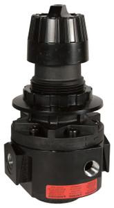 Dixon Wilkerson 3/8 in. R26 High Pressure Standard Regulator Without Gauge