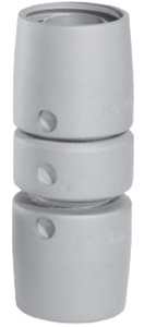 Dixon Powhatan 1 in. NH (NST) Aluminum Hose Type Booster Hose Coupling - 1 7/16 in. Bowl Size