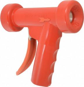 Superklean 150 Series Standard Spray Nozzle - Anodized Aluminum - Red
