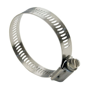 Dixon Style HSS Worm Gear Clamp - 5 5/8 in. to 8 1/2 in. - 10 QTY