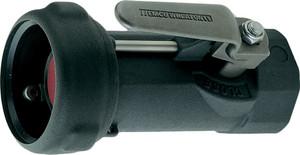 Emco Wheaton 1 1/2 in. Female NPT Dry-Break Straight Coupler w/ Viton Seals