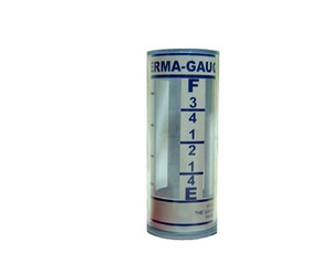 Krueger Sentry Glass Calibration Kit - Type Therma (H)