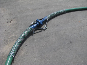"American Iron Works Whip Stops - 5/16"" - 1/2"" Hose ID"