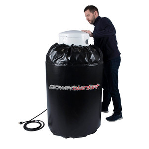 Powerblanket 120V 420 Lb Gas Cylinder Warmers - 53 in. x 104 in.