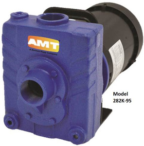 AMT 282795 1 1/2 in. Cast Iron Self-Priming Centrifugal Pump