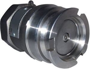 Emco Wheaton 3 in. Female NPT Aluminum Adapter w/ Buna-N Seals