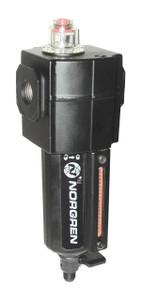 Dixon Series 1 L17 1 in. Jumbo Micro-Fog lubricator with Metal Bowl & Sight Glass