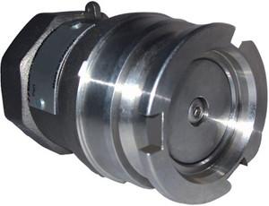 Emco Wheaton 3 in. Female NPT Aluminum Adapter w/ Viton Seals