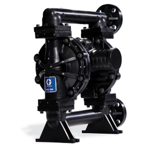 Husky PVDF 1050 Air Diaphragm Pump w/ Stainless Steel Seats and PTFE Diaphragms