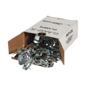 Dixon 3/4 in. Stainless Steel Band & Buckle Clamp Buckles - 100 QTY
