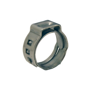 Dixon 3/8 in. Stepless Ear Clamps - 100 QTY