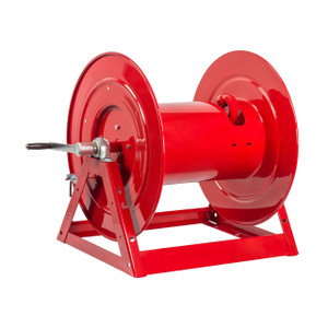 Coxreels 1175 Series Hand Crank Booster Hose Reel - Reel Only - 1 in. x 150 ft.