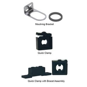 Dixon Series 1 Quick-Clamp & Bracket Assembly - R72, L72, F72